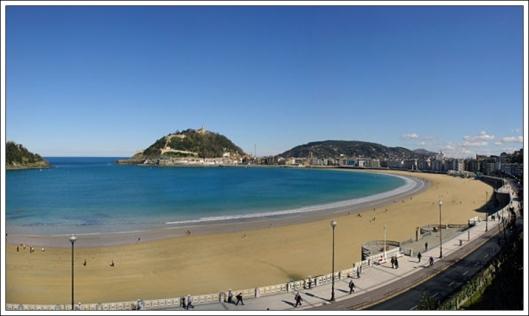 Paseo y Playa de la Concha